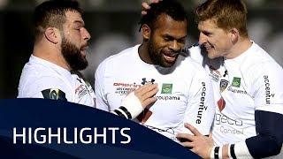 Download Saracens v ASM Clermont Auvergne (P2) - Highlights – 11.12.2017 Video