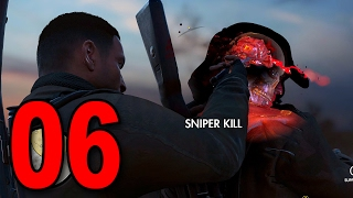 Download Sniper Elite 4 - Part 6 - Counter Sniping Video