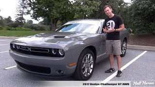 Download Review: 2017 Dodge Challenger GT AWD Video