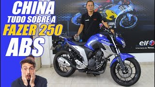 Download CHINA E TUDO SOBRE A NOVA FAZER 250 ABS - MOTO.br Video