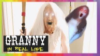 Download GRANNY Horror Game IN REAL LIFE! GRANNY vs Slendrina Video