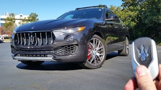 Download 2017 Maserati Levante S: Start Up, Exhaust, Test Drive and Review Video