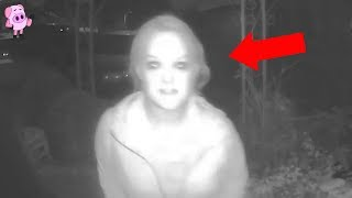 Download Scary Footage Caught by Ring Doorbell Security Cameras Video
