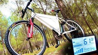 Download BICICLETA ELECTRICA CASERA +60Km/h y 100km ! Montar un Kit de Motor Electrico en tu Bici Video