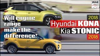 Download 2018 Hyundai Kona vs 2018 Kia Stonic (technical comparison) Video