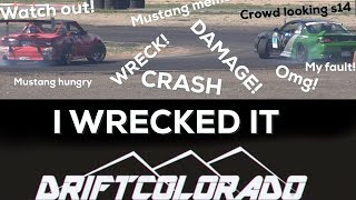 Download Wrecked my car | Drift Colorado Rd.1 Video