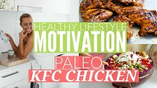 Download MY HEALTHY LIFESTYLE   Finding Motivation   Paleo Crumbed Chicken Video