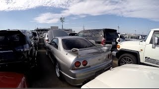 Download Why Some Nissan Skylines GTR's Sell Cheap at JDM Car Auction Video