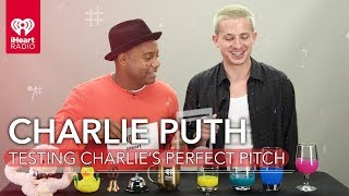 Download Charlie Puth Puts His Perfect Pitch Skills To The Test! Video