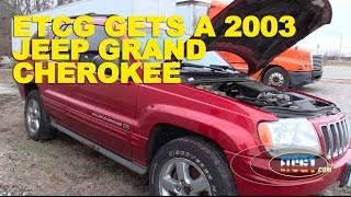 Download ETCG Gets a 2003 Jeep Grand Cherokee -ETCG1 Video