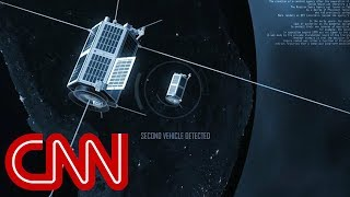 Download Mysterious Russian satellite worries experts Video