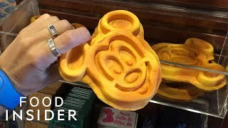 Download The Best Mickey-Shaped Snack At Disney World Video