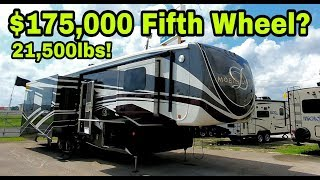 Download Must See High End Fifth Wheel! Wow! Video