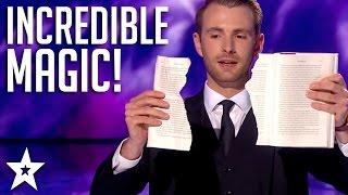 Download Richard Jones Britain's Got Talent WINNER | ALL Performances Video