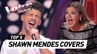 Download SHAWN MENDES in The Voice (#2) Video