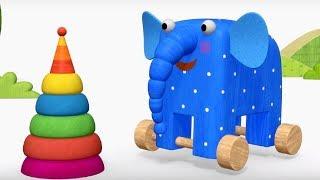 Download Woodventures full episodes 🔺 kids cartoon 🔻 Kedoo ToonsTV Video