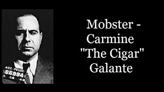 Download Mobster - Carmine ″The Cigar″ Galante Video