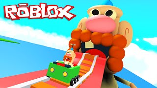 Download Roblox Adventures / Uncle Grandpa Roller Coaster / Giant Grandpa Eats Me Alive! Video