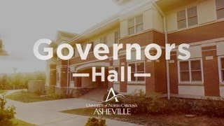 Download UNC Asheville Governors Hall Video