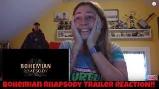 Download Bohemian Rhapsody (2018) Official Trailer 2 REACTION VIDEO! QUEEN! Video
