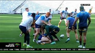 Download Rassie Erasmus' charges aim for a clean sweep against England Video
