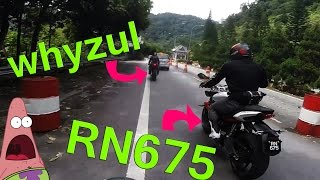 Download Ride jumpa RN675 & whyzul :D Video