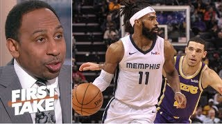 Download The Lakers should pursue Mike Conley, not Marc Gasol – Stephen A. | First Take Video
