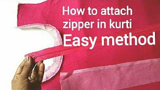 Download zip fixing in kurti Malayalam Video