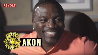 Download Akon | Drink Champs (Full Episode) Video