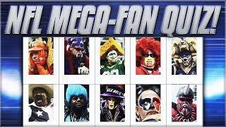 Download NFL MEGA-FAN TEAM QUIZ! Video