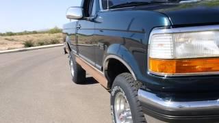 Download 1994 Ford F-150 XLT 4x4 51,050 Original miles Video
