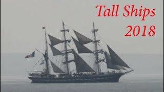 Download The Tall Ships at Burbo Bank, Liverpool 28 May 2018 Video