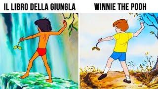 Download Disney ha Usato le Stesse Illustrazioni in Diversi Cartoni Animati Ben 14 Volte Video