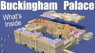 Download What's inside of Buckingham Palace? Video