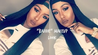 Download ″BADDIE″ Makeup Look | Chit Chat GRWM Video