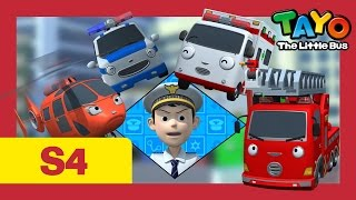 Download Tayo S4 #04 l The New Emergency Center l Tayo the Little Bus l Season 4 Episode 4 Video