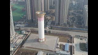 Download Giant air purification tower tackles smog Video