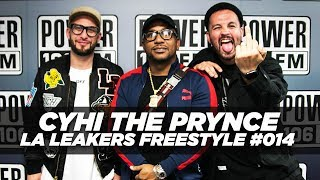 Download Cyhi The Prynce Freestyle With The LA Leakers | #Freestyle #014 Video