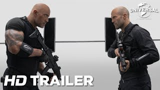 Download Fast & Furious: Hobbs & Shaw | Trailer #2 | Thai Sub | UIP Thailand Video