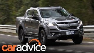Download 2017 Holden Colorado (Chevrolet S10) review   CarAdvice Video