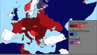 Download World War II in Europe: Every Day Video