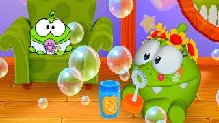 Download АМ НЯМ #19 – МУЛЬТИК My Om Nom мой виртуальный питомец игра про мультик #Ушастик KIDS Video