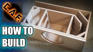 Download How to Build a Subwoofer Box Video