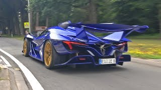 Download $3.0 Million Apollo Intensa Emozione - Brutal Start Up & Revs! Video