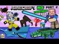 Download AQUARIUM ATTACK!! MO' CREATURES MOD Showcase #2: LAND CREATURES CRAZYNESS (FGTEEV Minecraft) Video