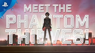 Download Persona 5: Dancing in Starlight - Phantom Thieves Trailer   PS4 Video