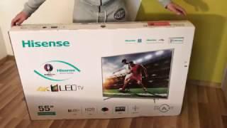 Download UNBOXING- HISENSE M7000 Video