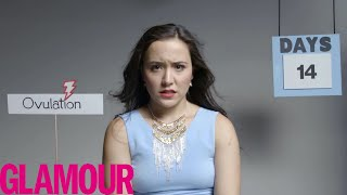 Download This is Your Period in 2 Minutes | Glamour Video