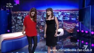 Download Miriam Leone @ Victor Victoria (28.10.10) - VI Video