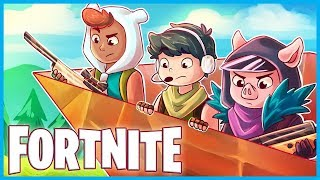 Download PORT-A-FORT MADNESS in Fortnite: Battle Royale! (Fortnite Funny Moments & Theater Mode) Video